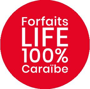 DES FORFAITS 100% CARAÏBE